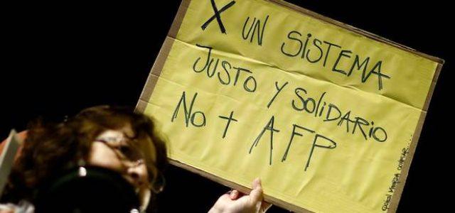 Chile – Por Pensiones dignas, basadas en la Solidaridad y la Justicia Social.