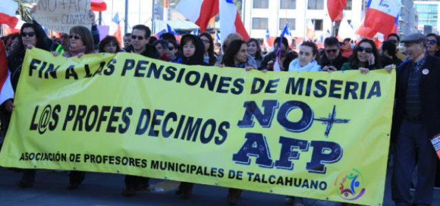 Chile:  Exitoso Paro – Protesta el 4 de noviembre