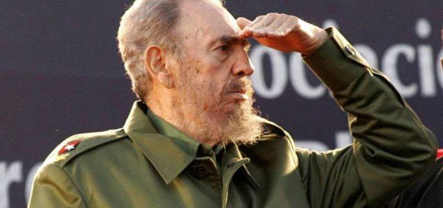 Fidel Castro: Toda la gloria de las luchas de los pueblos son su legado
