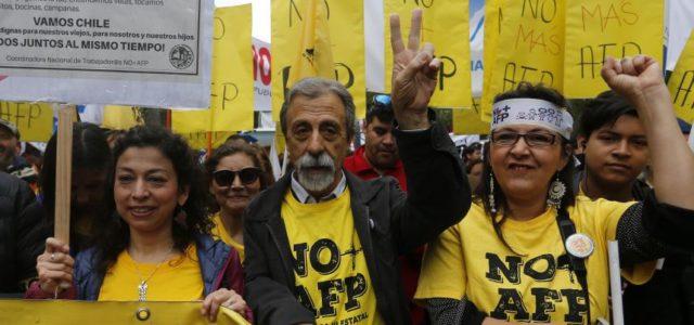 Chile – Opositores al TPP y No+AFP llaman a marchar este viernes