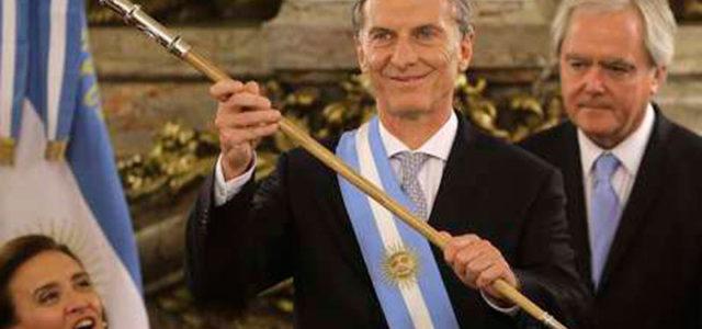"""Argentina –Macri, Cambiemos y la """"restricción interna"""""""