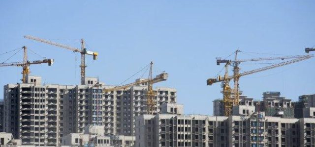 China – Cuando estalle la burbuja inmobiliaria