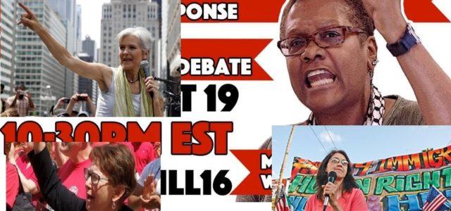 Estados Unidos: Cuatro candidatas a presidente