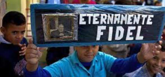 El Comandante Fidel Castro fue siempre solidario con  la lucha del pueblo saharaui