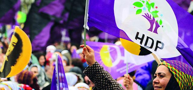 Turquía: Detenidos los dirigentes del Partido Democrático de los Pueblos