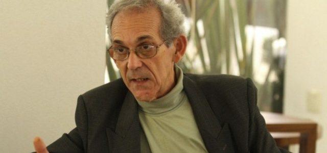 """Luis Suárez Salazar: """"El futuro es un campo de batalla"""""""