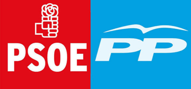 Estado español – La dirección del PSOE consuma la traición y entrega el gobierno al PP