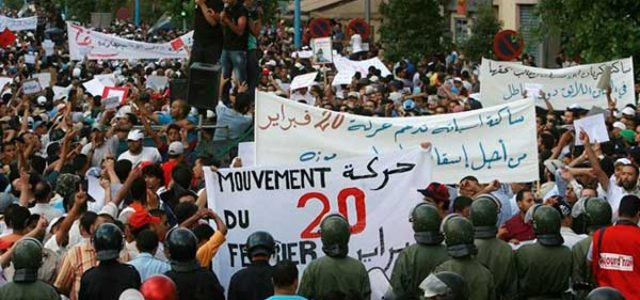 Marruecos: Explosión social tras el asesinato de un vendedor ambulante