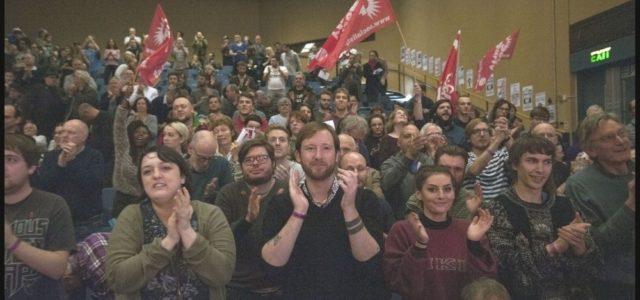 Gran Bretaña:  Socialismo 2016 – Electrizante  y poderoso fin de semana pone el socialismo en la agenda