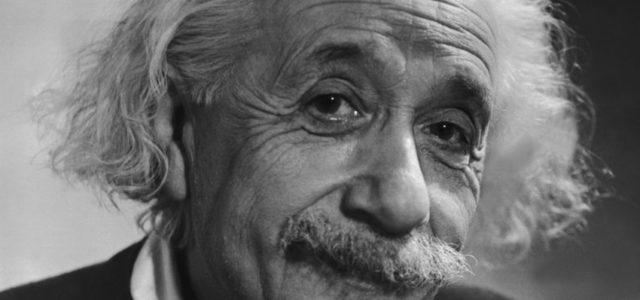 Einstein y las ondas gravitacionales