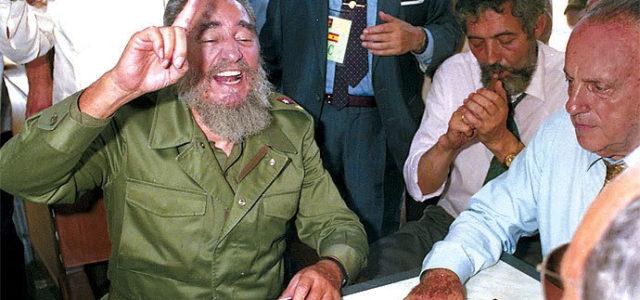 Fidel Castro, hijo de padre lucense