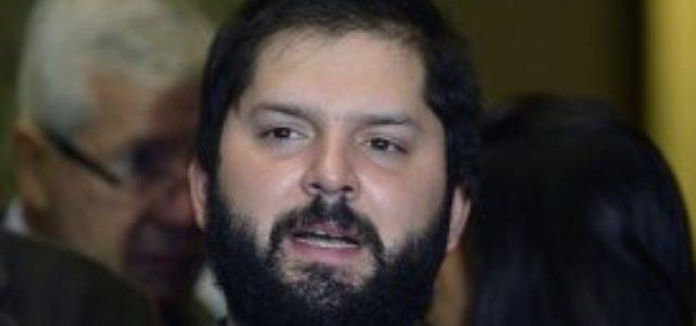 """Chile – Gabriel Boric mandó """"a la cresta"""" al ministro de Justicia"""