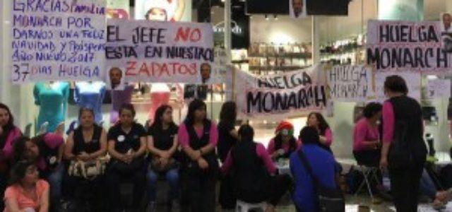 Chile – Día 41: Empresa Monarch se niega a negociar y la huelga continúa