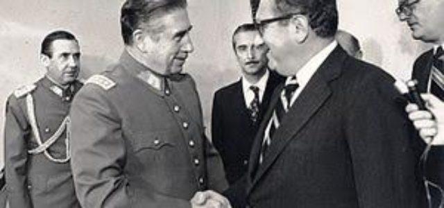 Chile / Noruega – Nieto de Allende, Detengan a Henry Kissinger