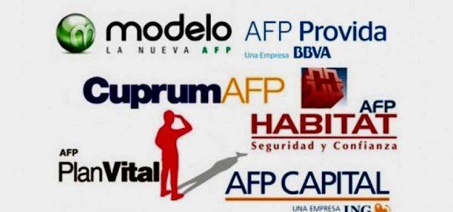 CHILE – 4 de los cinco Fondos de Pensiones cierran con pérdidas noviembre