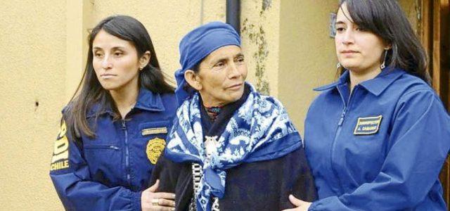 """Chile / Wallmapu – Defensoría Popular: """"La Fiscalía está desesperada porque sabe que la machi será absuelta"""""""