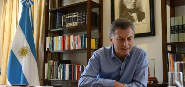 Argentina –Un año de Macri
