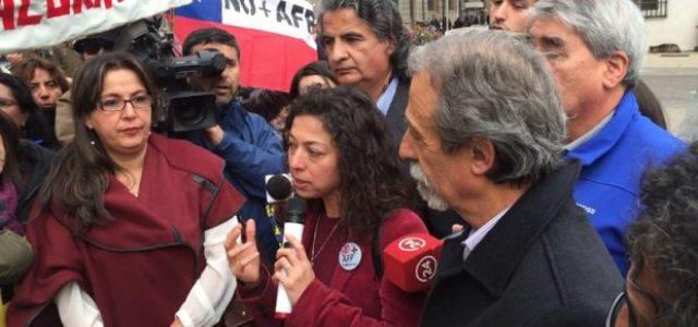 """Chile – Luis Mesina: """"La propuesta de No+AFP es la única seria"""""""