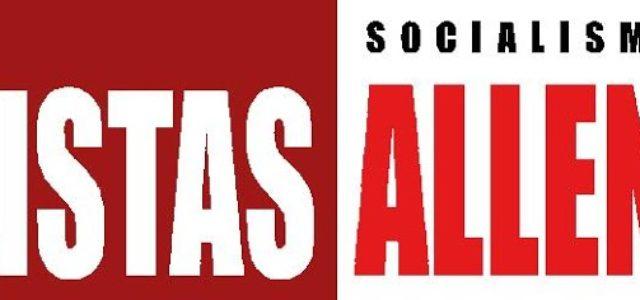 Socialistas Allendistas y Revolucionarios solicitan incorporación al Frente Amplio