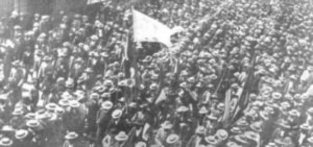 21 de Diciembre de 1907. LA MASACRE DE SANTA MARÍA.