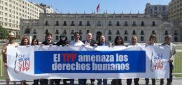 Plataforma pide a presidente de la Corte Supremaa pronunciarse sobre el TPP