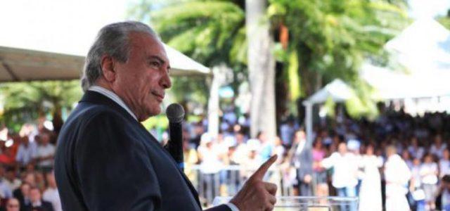 Policía y política en el Brasil de Temer: conversación con especialistas