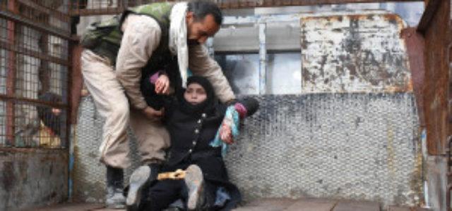 Syria,  Aleppo – El Debate en la Izquierda