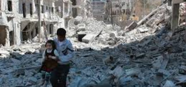 """Siria –""""En Alepo los degolladores tienen carta blanca y no dejarán testigos"""""""