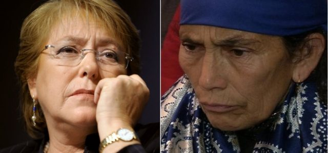 Lee la carta que la Machi Francisca Linconao le envió a la Presidenta Bachelet