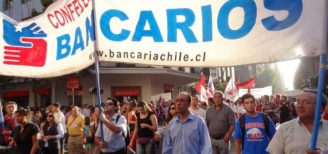 Chile – La revolución silenciosa de los trabajadores de la banca