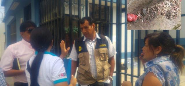 Perú – Investigan posible contaminación en la ribera de río Piura