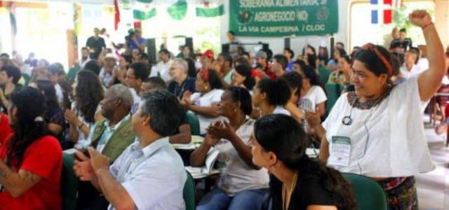 """América Latina – """"Transformar la lucha por la tierra en disputa por el territorio"""""""