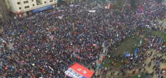 Chile: El movimiento NO + AFP debe ser la expresión política de los trabajadores