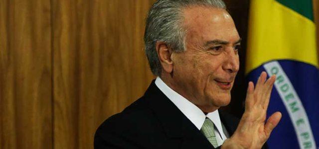 Brasil – Autoridad electoral fija fecha de juicio que podría anular mandato de Temer