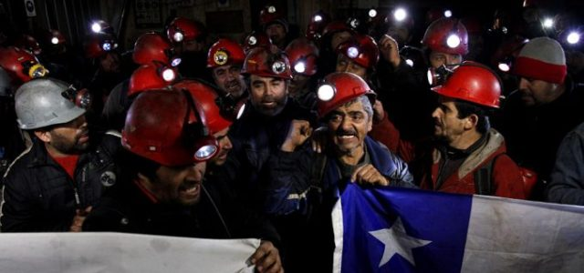 Chile – Mineros de Curanilahue cumplen dos semanas bajo tierra sin respuesta del Gobierno