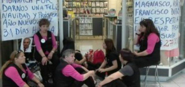 Chile – Día 32: Monarch se niega a negociar con los huelguistas