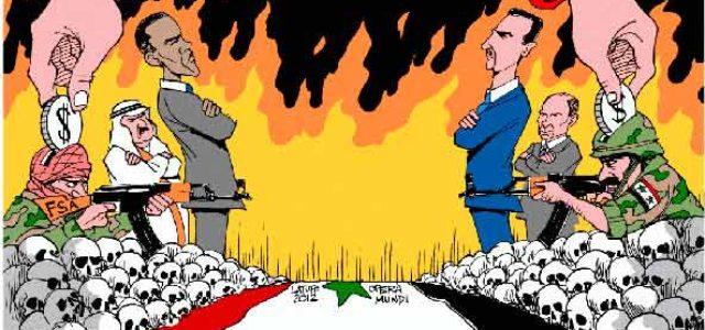 Siria – La caída de Alepo