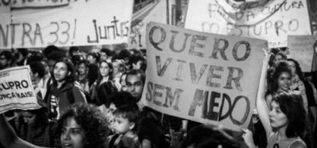 Brasil –Estudios apuntan que el 39% de las brasileñas ya fueron víctimas de violencia sexual