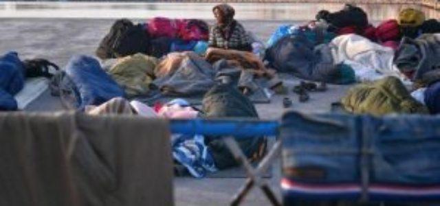 Grecia/Refugiados –El corazón de las tinieblas mundial