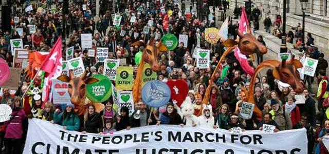 Luchar por el socialismo para salvar el planeta