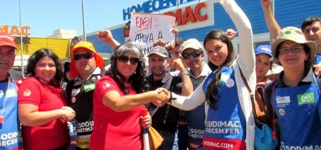 Chile – La huelga de Homecenter explicada en una infografía