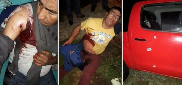 Chile / Wallmapu – La política criminal del gobierno de la Nueva Mayoría contra los mapuche.
