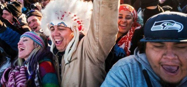 Estados Unidos –Triunfo de la resistencia indígena en Standing Rock
