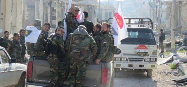 La derrota de Occidente en Alepo es parte de su crisis general