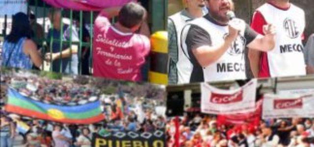 Argentina – Con Macri todo aumenta: Enfrentemos el ajuste