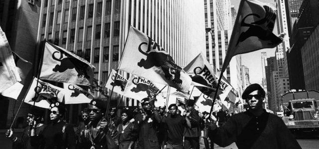 EEUU – A 50 años del nacimiento de las Panteras Negras