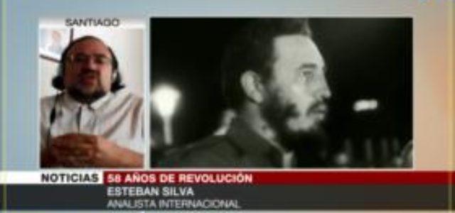 'Cubanos lograron recuperar su autodeterminación por la Revolución'
