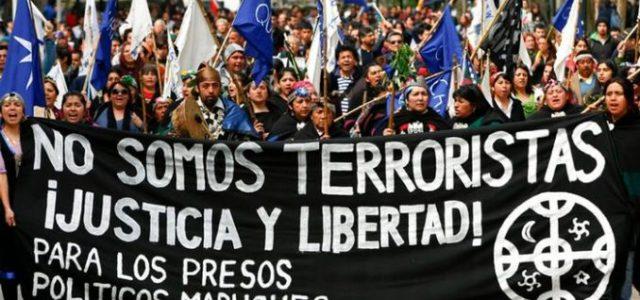 CHILE: Ley Antiterrorista: Una normativa en beneficio de la represión
