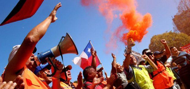 Chile – Unión Portuaria anuncia paralización nacional para el 16 de Enero por no pago de pensiones
