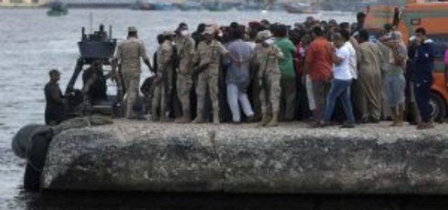 Más de 5.000 personas murieron en 2016 intentando cruzar el Mediterráneo